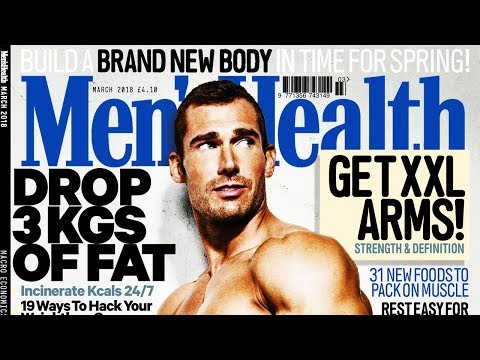 Free Creative Magazines  | Men's Health  | February | 2018