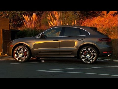 CNET On Cars On the road 2015 Porsche Macan Turbo