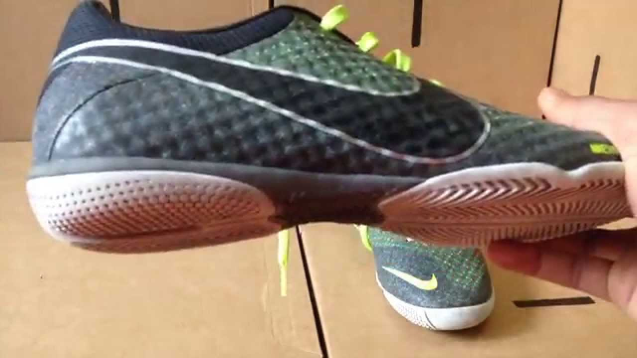 nike elastico finale ii 2 indoor soccer shoes unboxing you; com mens ...