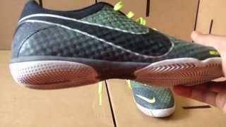 Nike Elastico Finale II (2) Indoor Soccer shoes Unboxing