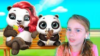 Играю в няню панды Игры для девочек и мальчиков