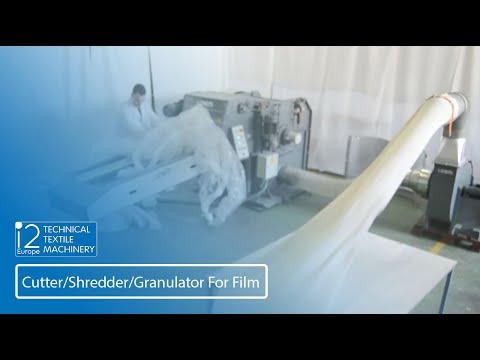 Shredder For Film And Membranes