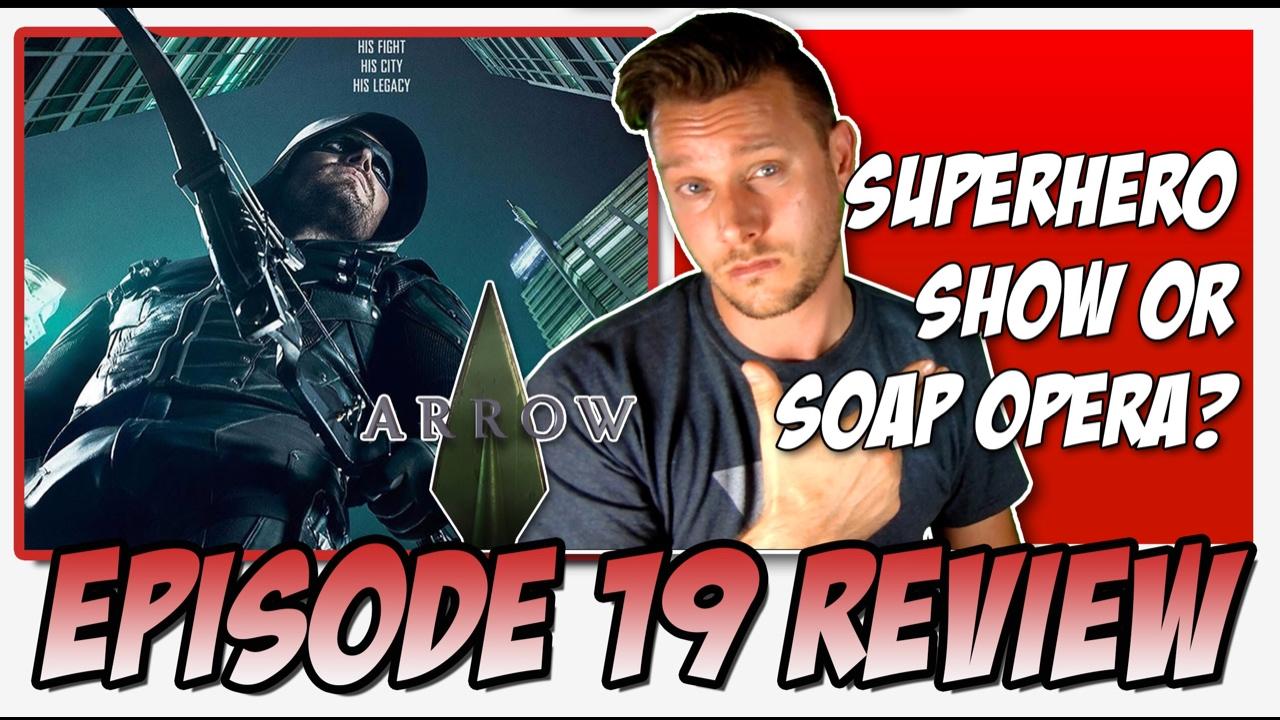 """Download Arrow Review & Reaction Season 5 Episode 19 """"Dangerous Liaisons"""" (Arrow 5x19)"""