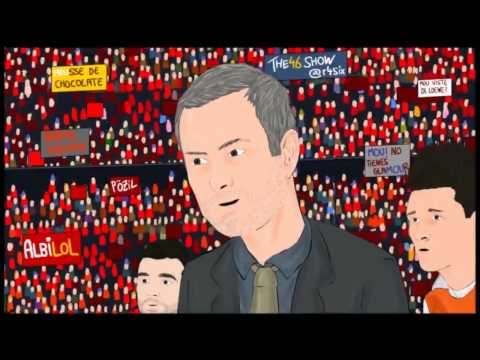 Bayern Munich- Real Madrid 17/4/12 Alternative version parodia