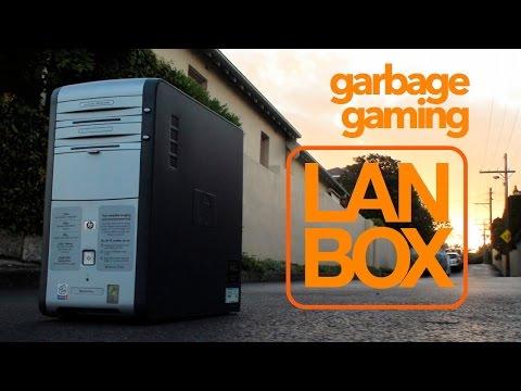 Garbage Gaming: The LAN Box
