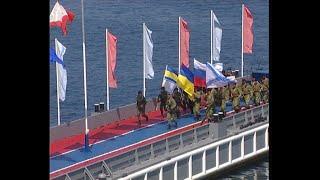 День ВМФ. Севастополь, 2012 год