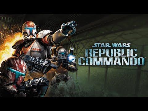 Star Wars Republic Commando - Epilogue: The Battle Of Kashyyyk Begins... part 35 |