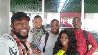 My Shanghai Experience With Nigerian Tech YouTubers and Bloggers - TRAILER