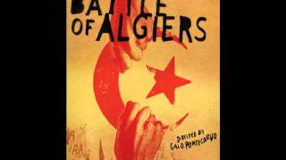 Ennio Morricone : Sorrow in The Casbah (The Battle of Algiers)