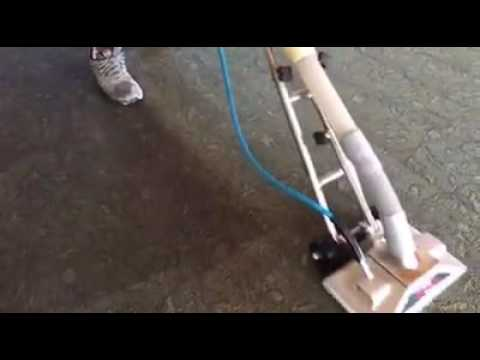 Rotovac Bonzer Amazing Restaurant Carpet Cleaning Results