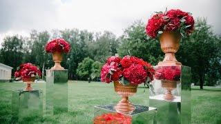 Свадебный клип Виктора и Алсу. Организация ChoiceWeddingAgency