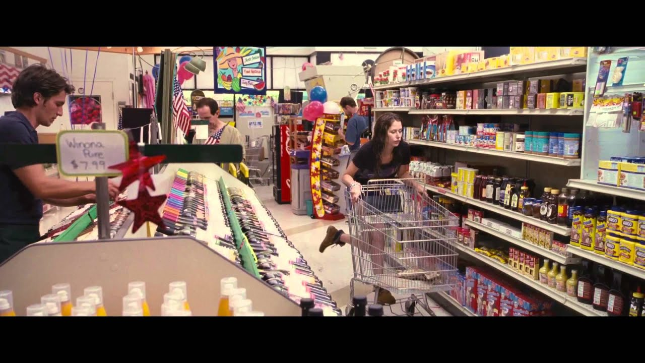 Download Crazy Kind Of Love: Grocery Store 2013 Movie Scene