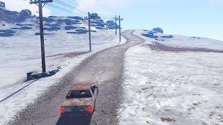 Rust - Новые дороги! Всё заасфальтировали!