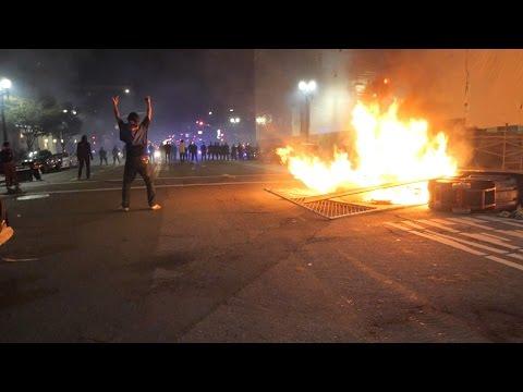2016 Election Riots [Oakland/Berkeley]