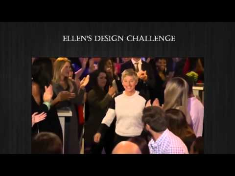 Ellen's Design Challenge Theme Music