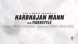 Teaser    HUSN - THE KALI    HARBHAJAN MANN FEAT. TIGERSTYLE    New Punjabi Songs 2015