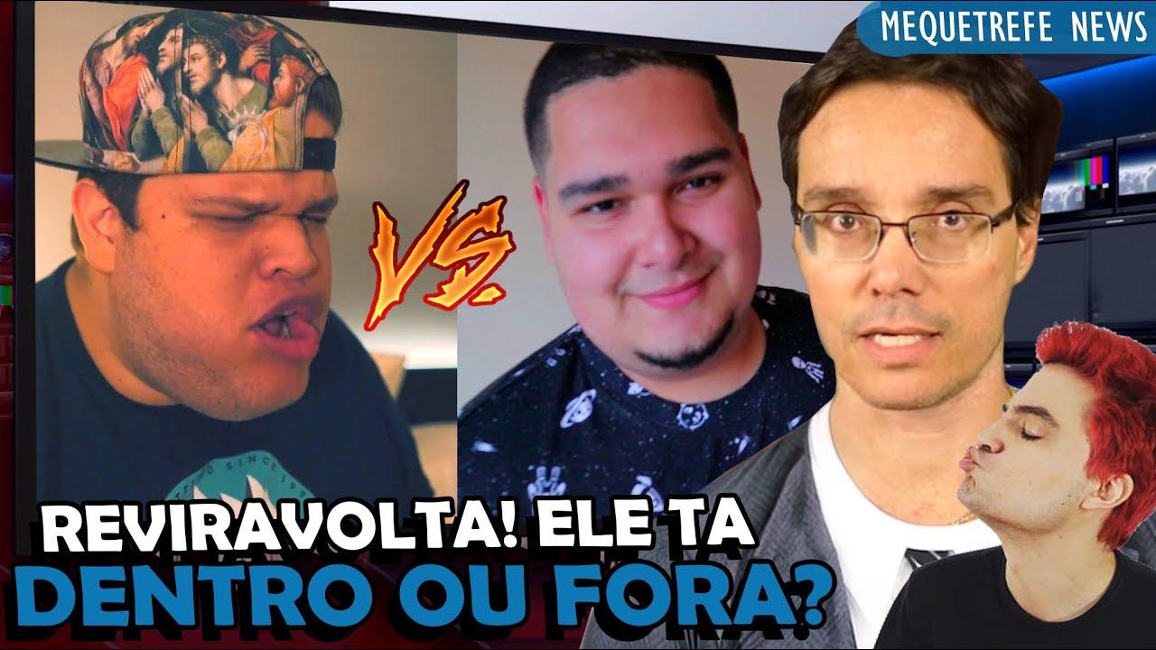 EDUKOF VS RABICÓ, LULA VAI SER SOLTO E FELIPE NETO CHEIO DA GRANA!