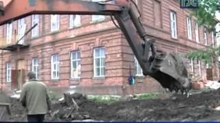 Реставрация трех памятников архитектуры в Белозерске будет проведена за счет федерального бюджета