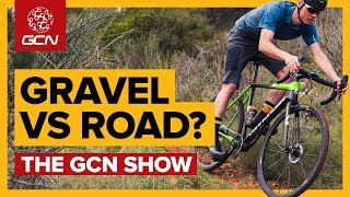 Is Gravel The New Road? | The GCN Show Ep. 275