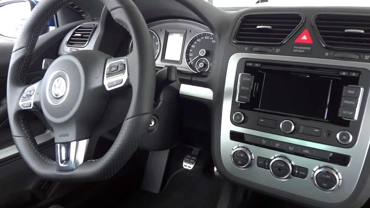 Volkswagen Scirocco TSI - YouTube