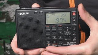 Про радиоприемник Tecsun PL-310et, сравнение с PL-398mp