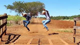 Passo Agressivo - Cowboys Country Dance - Cia Warlei Oliveira