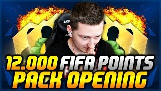 Fifa 16   Pack Opening 12.000 Fifa Points! (Pełna wersja)