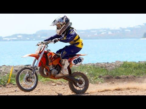 Raw: 65cc Motocross Racing