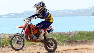 RAW: 65CC MOTOCROSS RACING