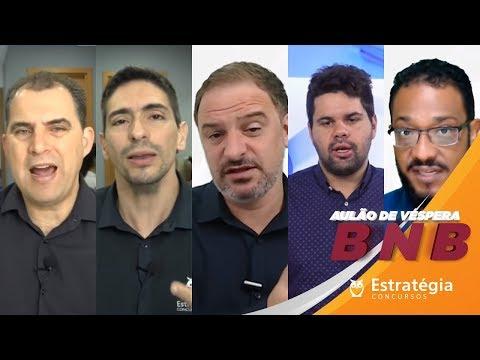 Revisão de Véspera BNB (Banco do Nordeste)