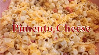 Pimento Cheese Pasta Salad With Linda's Pantry