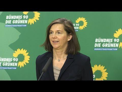 Katrin Göring-Eckardt zum Rentenkompromiss