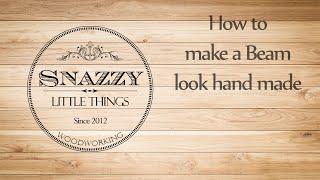 Hoe Maak je een Straal Kijken met de Hand Gehouwen