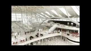New King Abdul Aziz International Airport Terminal