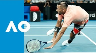 Nick Kyrgios vs Karen Khachanov - Match Highlights (3R) | Australian Open 2020