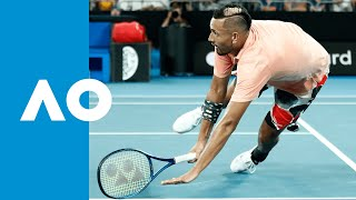 Nick Kyrgios vs Karen Khachanov Extended Highlights (3R) | Australian Open 2020