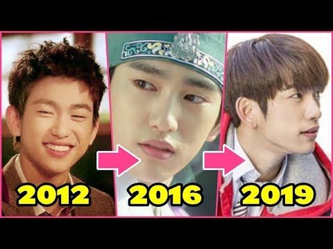 He Is Psychometric - GOT7 Park Jin-young EVOLUTION 2012-2019