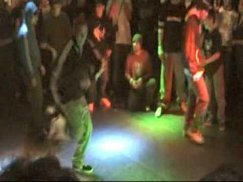 Time2Bomb Hip Hop Jam - Sorrow Crew / Breakdance