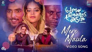 Pranaya Meenukalude Kadal Mere Maula Song Ft Shaan Rahman Hesham Abdul Wahab Vinayakan HD