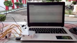 Tutorial Nembak WiFi ID menggunakan Router TP-Link MR3020 (2016)