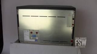 Ice-o-matic (ice0250hw) 350 Lb Half Cube Ice Machine
