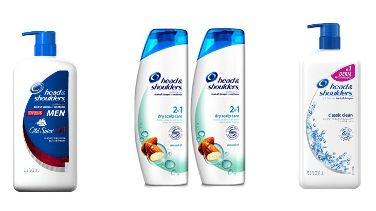 Head and Shoulders Anti-Dandruff Shampoo Review