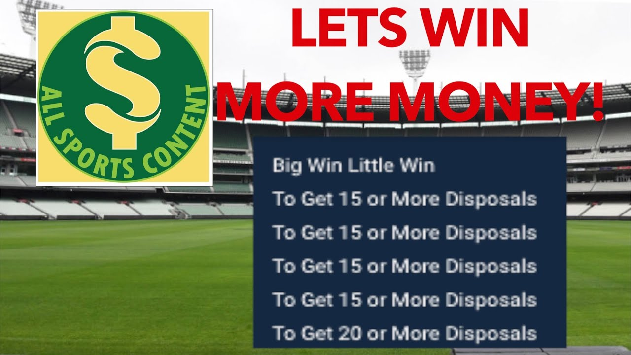 Afl betting tips round 12 betting 65