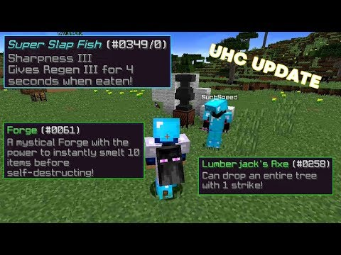 Trying out the new UHC UPDATE for the first time!