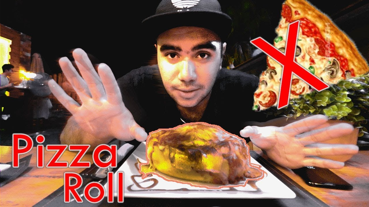 أحسن بيتزا رول في مصر ؟ - 118