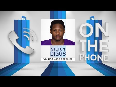 Minnesota WR Stefon Diggs Talks Vikes' Future, Dalvin Cook & More | Full Interview | Rich Eisen Show
