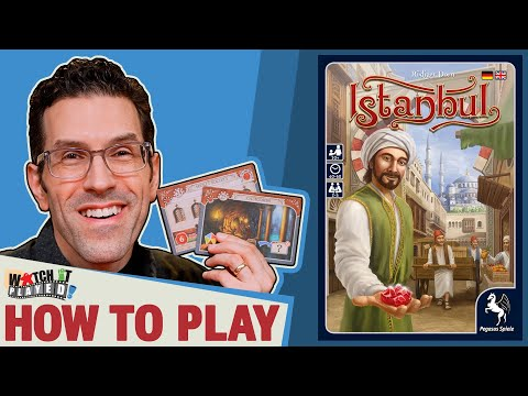 Istanbul - How To Play