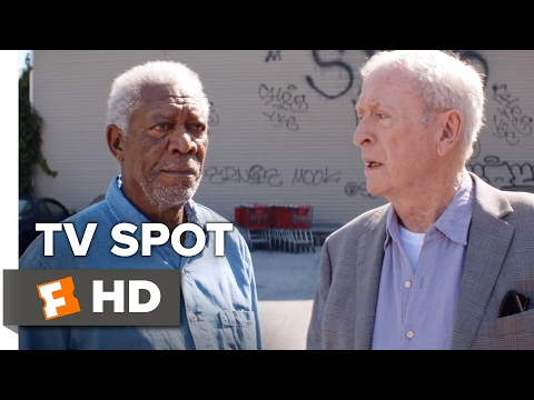 Going in Style TV SPOT - In Theaters April 7th (2017) - Michael Caine Movie