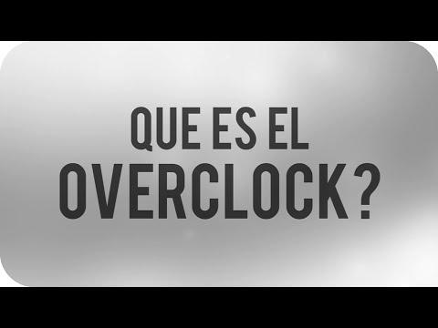 QUE ES EL OVERCLOCK?: Como hacer overclocking PC GAMER 2016 Español