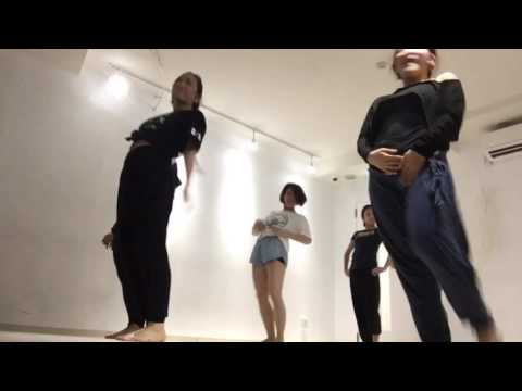Soca African Dance Lesson in Tokyo